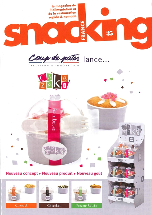Couverture Snacking